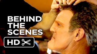 Sin City: A Dame To Kill For Behind the Scenes - Make-Up (2014) - Mickey Rourke Movie HD