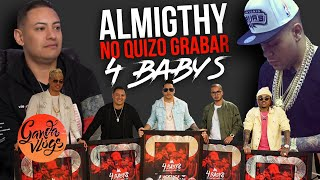 ALMIGHTY NO GRABO PORQUE JUHN ERA PARTE DE 4 BABYS 🤯🤬   STORY TIME: Ganda Vlogs