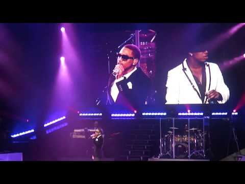 Trey Songz  Ne-Yo sing Boys II Men - I'll make love to you