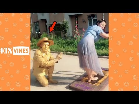 Funny videos 2018 ✦ Funny pranks try not to laugh challenge P42