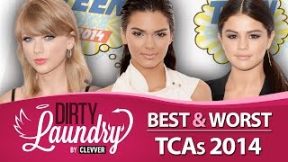 Best & Worst Dressed Teen Choice Awards 2014 - Dirty Laundry