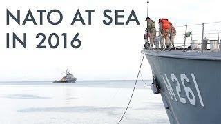 NATO at Sea in 2016