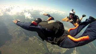 skydive aff level 1-7