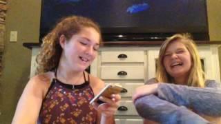 BEST FRIEND TAG||Alaina & Annie