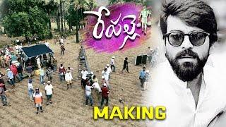 Ramcharan Latest Movie Repalle Making Video || RC 11 Working Stills - Sukumar,Samantha