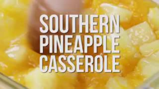 How to make: Southern Pineapple Casserole