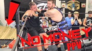 SPEARED THROUGH ENTRANCE STAGE! CLOWNS MAIN EVENT! MOST INSANE GTS WRESTLING PPV SUPERCARD EVER!
