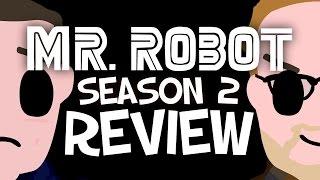 MR ROBOT SEASON 2 REVIEW - Seasoned Reviews