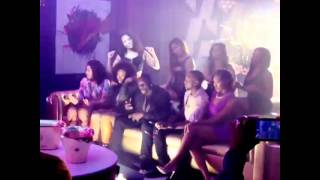 Behind The Scenes: AKON Ft. D'banj -