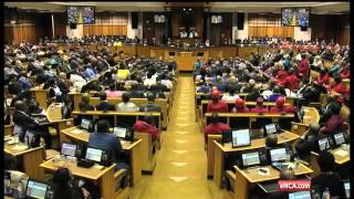 Sit down Mr Zupta - EFF MP to Zuma
