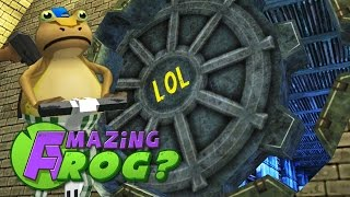 Amazing Frog - FALLOUT LOL VAULT OPENING - PC Gameplay Part 23