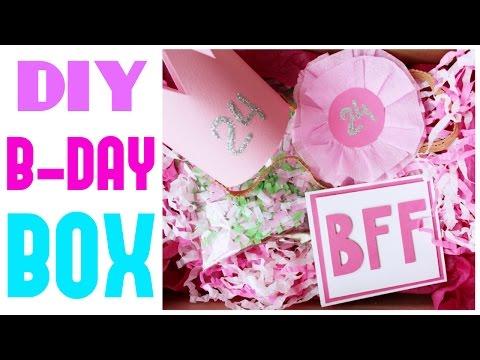 Подарок для подруги на день рождения своими руками 10 лет