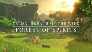 Zelda: Breath of the Wild Music: Forest of Spirits - Fan Made