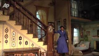 Reporter Lives Broadway Fantasy in Mary Poppins