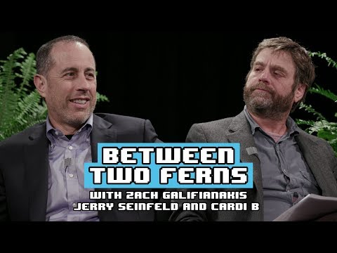 Xxx Mp4 Jerry Seinfeld Cardi B Between Two Ferns With Zach Galifianakis 3gp Sex