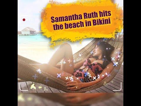Xxx Mp4 Samantha Ruth Prabhu In Bikini Vacation 3gp Sex