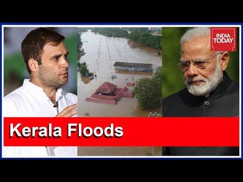Xxx Mp4 Rahul Gandhi Appeals PM Modi To Declare Kerala Floods A National Disaster KeralaSOS 3gp Sex