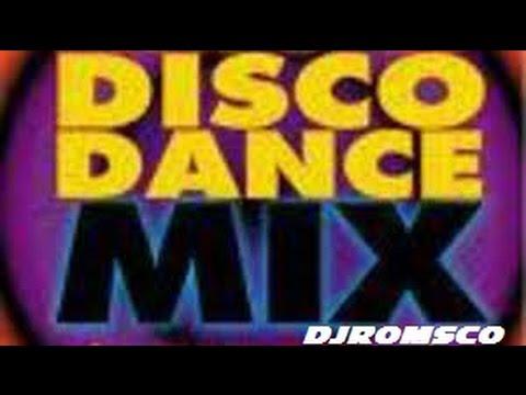 Mega Disco Dance 70 80 90 By DJRomsco