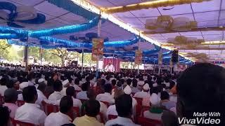 👌👌LAKSHMAN SOUDI speak about M.B.PATIL in BJP parivartana rally in TIKOTA, VIJAYAPURA👍👍