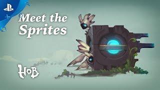 Hob - Meet the Sprites | PS4
