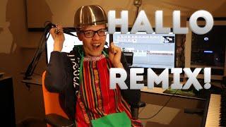 HALLO! Melvin Remix