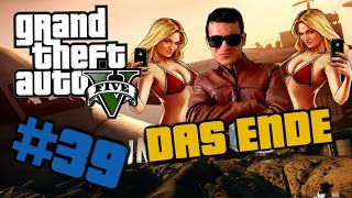 Grand Theft Auto V (GTA 5) : Let's Play #39 [FACECAM] - DIE LETZTE MISSION !! [German] HD