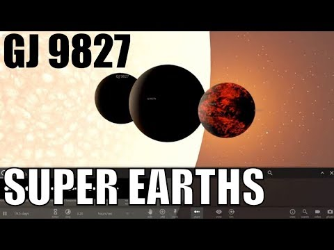 Xxx Mp4 GJ 9827 These 3 Super Earths Will Teach Us About Exoplanetary Atmosphere 3gp Sex