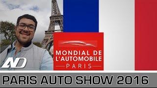 Experiencia Paris Motor Show 2016 - Vlog