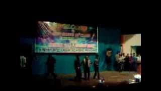 Nishat Farewell-2012-Sir Khalid Medley Dance.