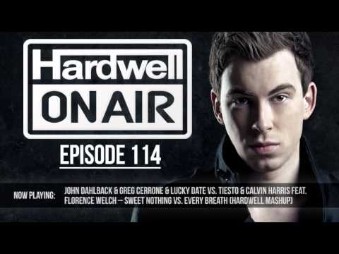 Hardwell On Air 114 I AM HARDWELL world tour kick off special