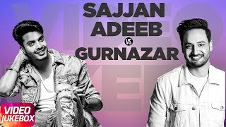 Sajjan Adeeb vs Gurnazar Chattha  | Video Jukebox | Latest Punjabi Songs 2018 | Speed Records