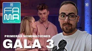 Fama A Bailar #0 Gala 3 Análisis | Primeras Nominaciones