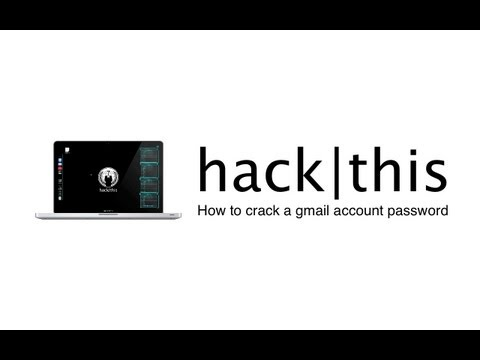 How To: Crack a Gmail Account Password In BackTrack 5