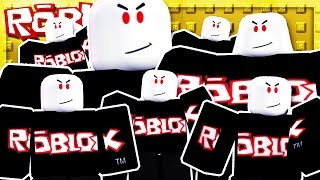 Roblox Adventures - ESCAPE THE FAT, TINY AND GIANT ROBLOX GUESTS! (Roblox Guest Obby)
