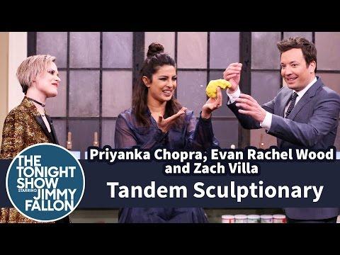 Xxx Mp4 Tandem Sculptionary With Priyanka Chopra Evan Rachel Wood And Zach Villa 3gp Sex