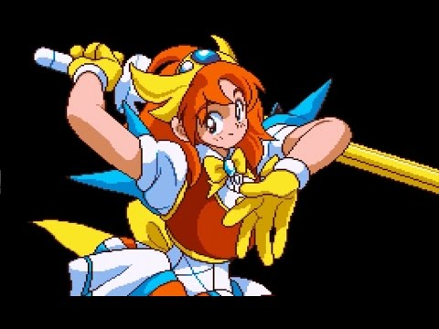 SNES Longplay Kendo Rage 負けるな 魔剣道