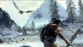 Elder Scrolls 5 : Skyrim Official Trailer