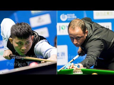 2016 World Chinese 8-Ball Masters - Shane VanBoening vs Zheng Yubo 鄭宇伯
