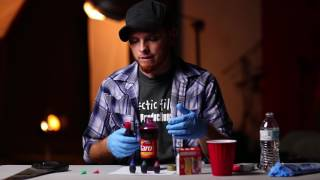 HOW TO MAKE FAKE BLOOD FOR UNDER $12 BUCKS: CHEAP MOVIE TRICKS