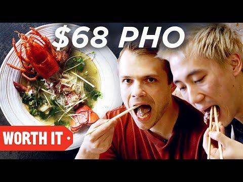 7 Pho Vs. 68 Pho
