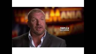 After WrestleMania 27 -Undertaker vs Triple H