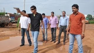 Sidhanta - Encounter Specialist - Action Clip - Mu Raja Tu Rani - Odia Movie