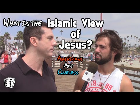 Xxx Mp4 Americans Are Clueless About Muslims Beliefs About Jesus 3gp Sex