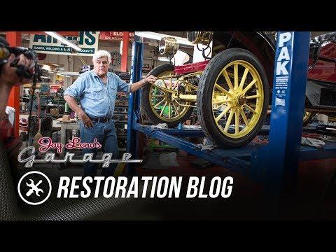 Restoration Blog: October 2017 - Jay Leno's Garage