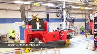 Welcome To Kalmar's Lidhult Factory