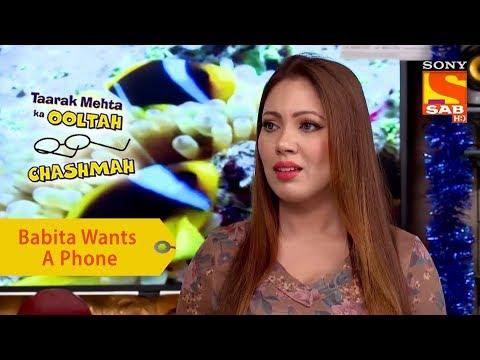 Xxx Mp4 Your Favorite Character Babita S Desperation For A New Phone Taarak Mehta Ka Ooltah Chashmah 3gp Sex
