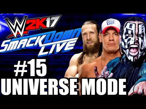 WWE2K17: Universe Mode #15 - YES! COMEBACK! (Deustch/German) | Queezy