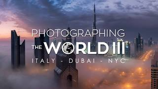 Photographing The World 3 with Elia Locardi