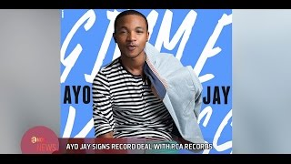 Ayo Jay signs record deal with RCA records - Davido on Spotify's African Heat Playlist - EL Now