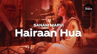 Coke Studio Season 12   Hairaan Hua   Sanam Marvi